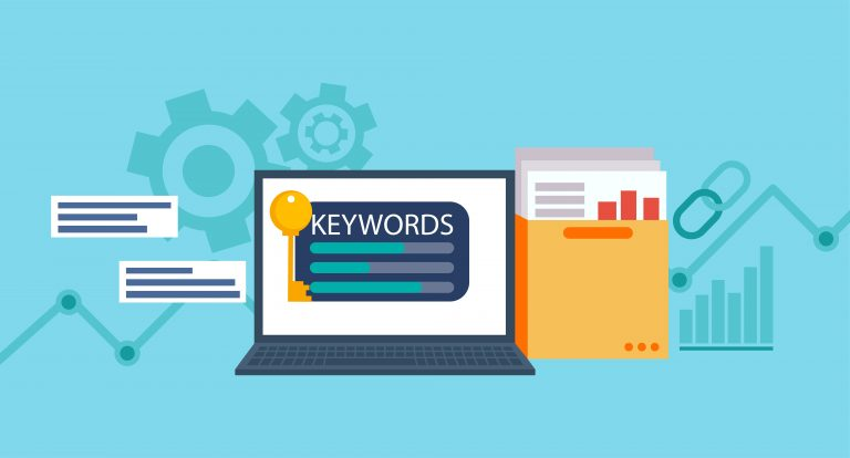 Keywords o palabras claves