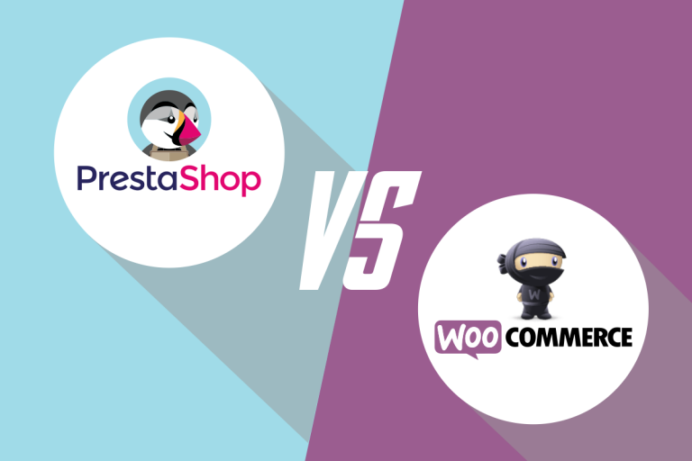 WOOCOMMERCE vs PRESTASHOP