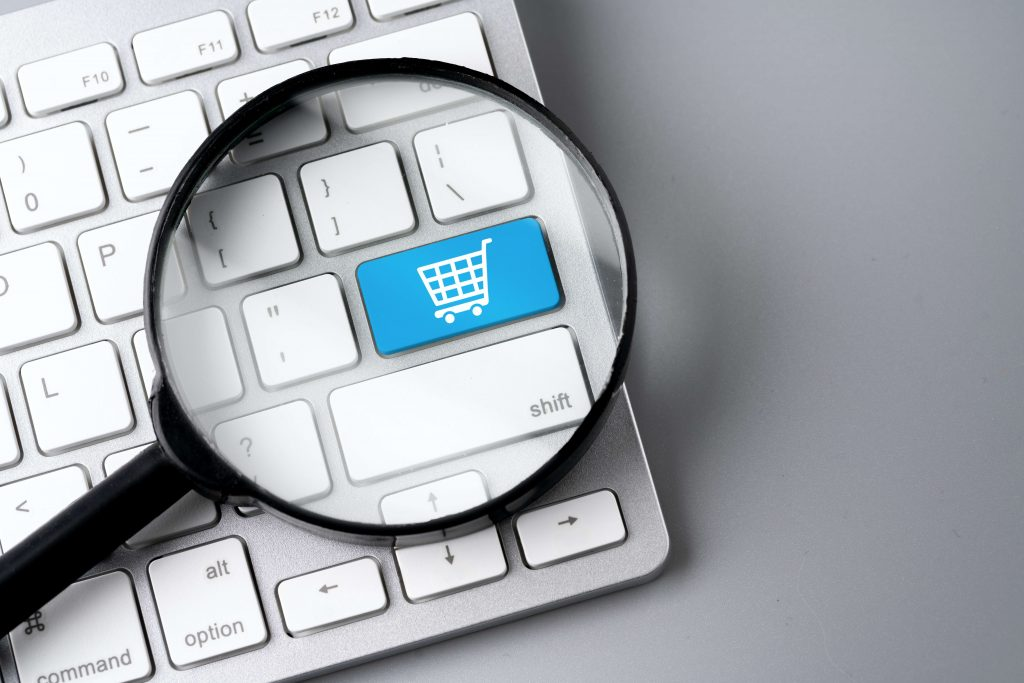 plataforma online e-commerce 2020