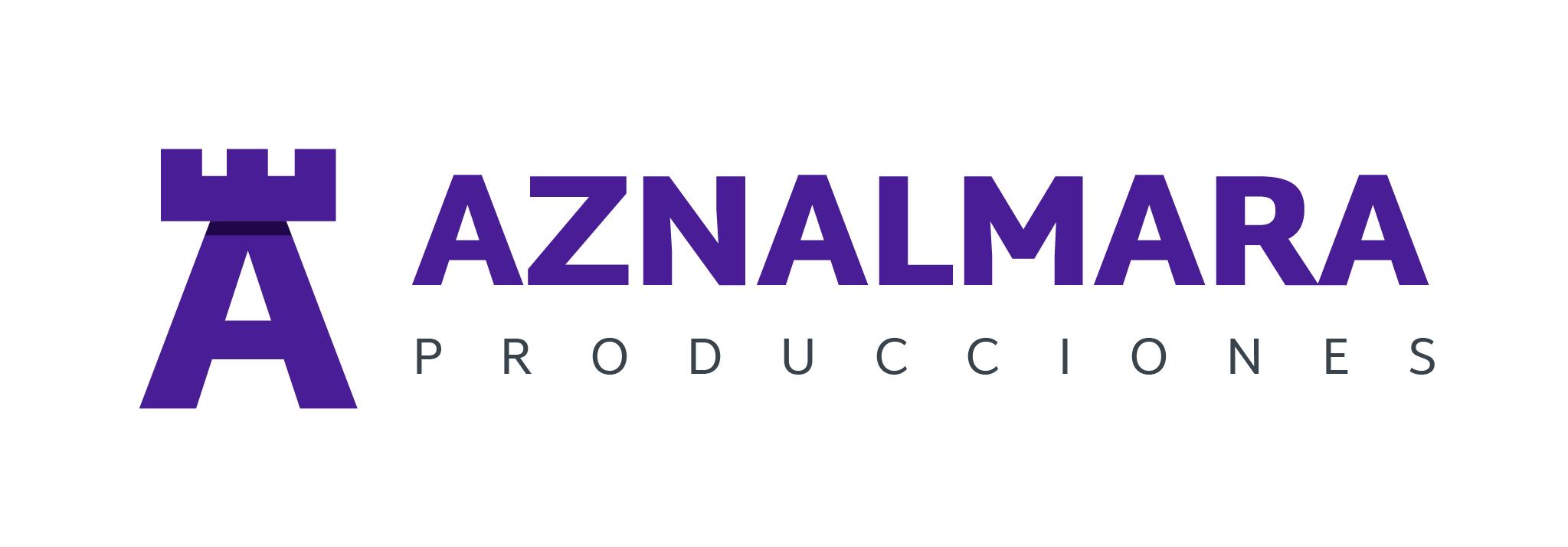 LOGO_AZNALMARA®_PRODUCCIONES_MORADO_FONDO_BLANCO_IZQDA