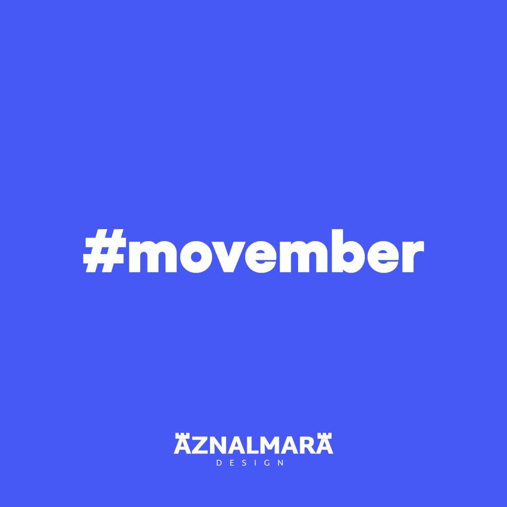 Aznalmara Design apoyando el movember